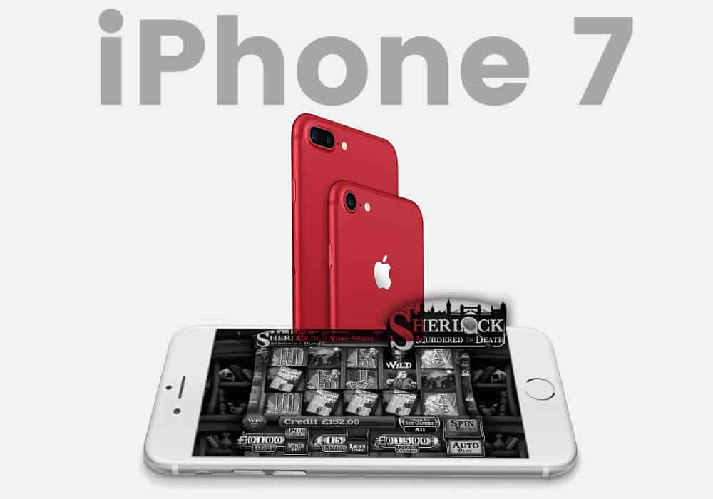 iPhone 7 Gambling Image