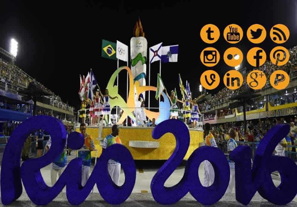 Social Media Impact At Olympics
