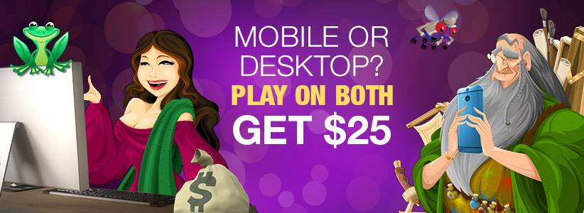 Slots.lv Mobile Promotion