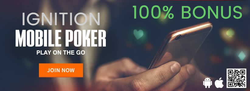 Ignition Mobile Poker Application