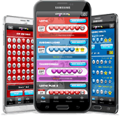 Mobile Lottery App Example