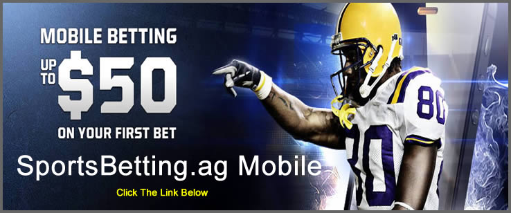 Mobile Promotions At Sportsbetting.ag