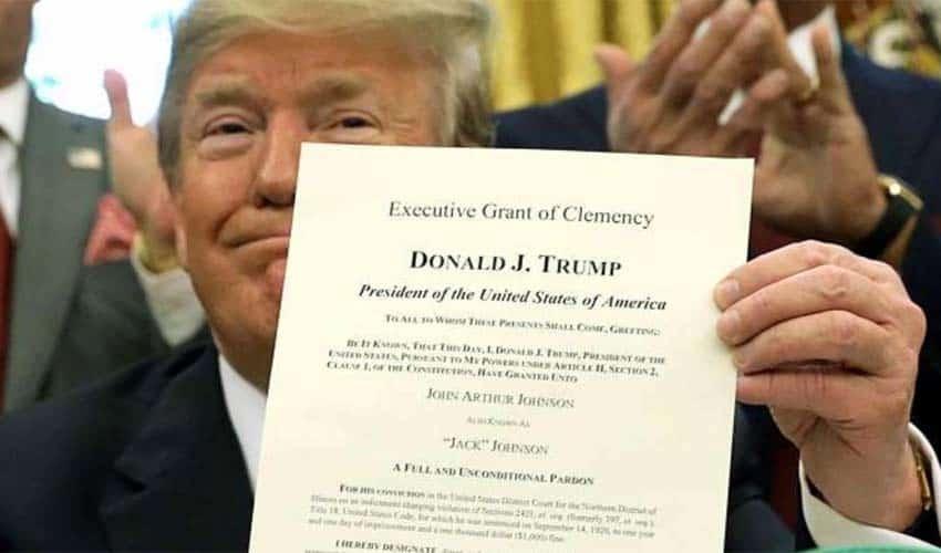 Trump's Pardon